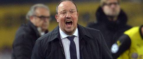 Napoli boss Benitez satisfied with Europa League win
