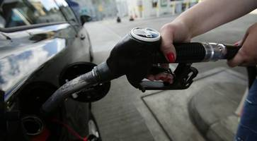 Petrol prices up as pound weakens