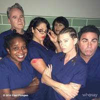 'Grey's Anatomy' Cast Impersonates 'Orange Is the New Black' Characters