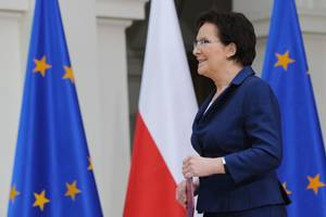Poland's New PM Picks New Foreign Minister